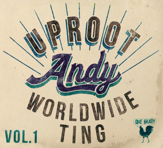 Uproot Andy remixes 'n edits