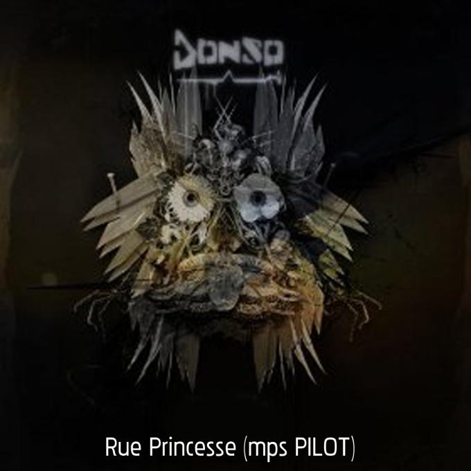 Donso – Rue Princesse remix