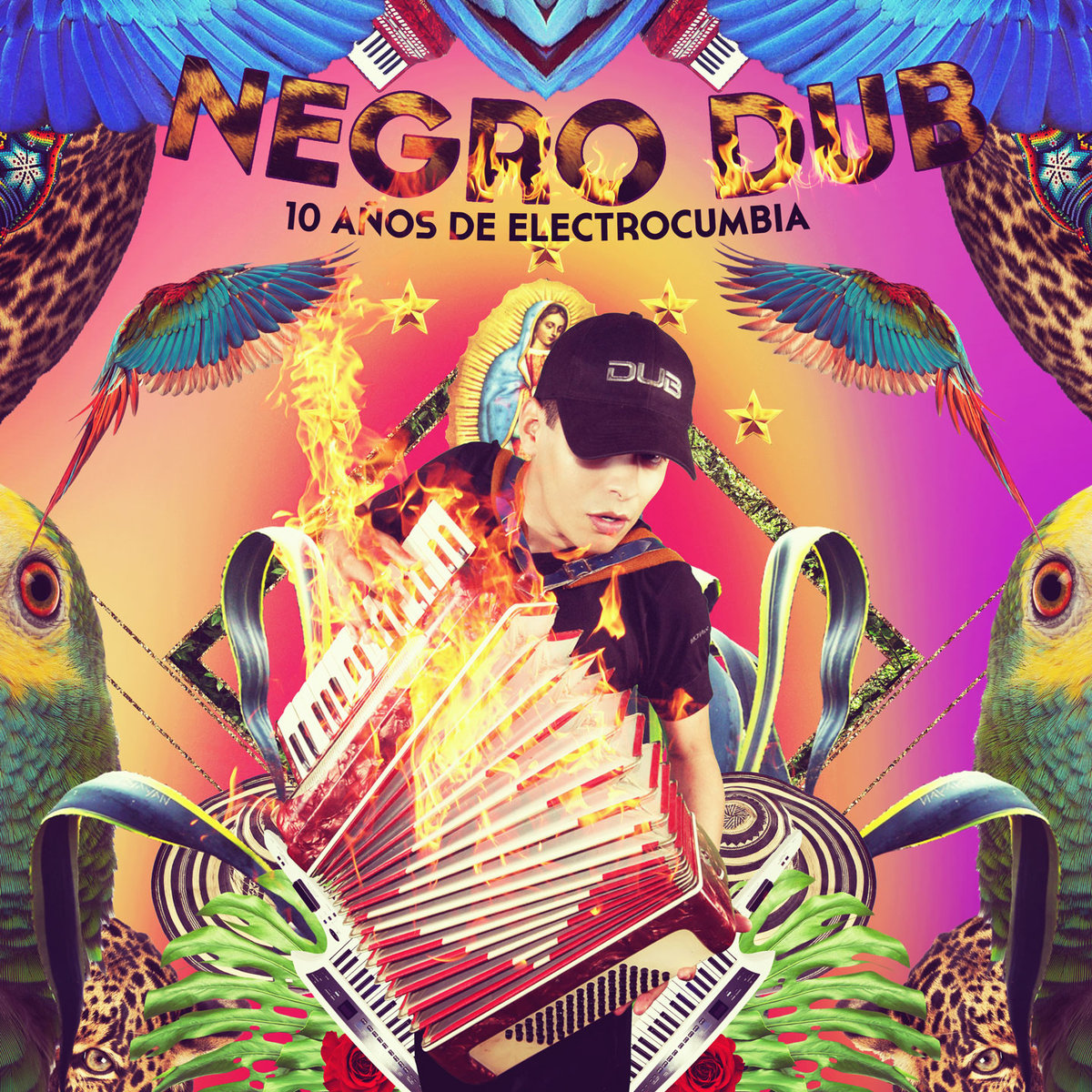 Negro Dub – 10 Years of Electrocumbia